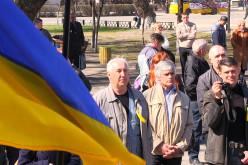 У Павлограді відбувся мітинг (ВІДЕО)