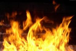 У Тернівці пожежники врятували чоловіка з палаючої квартири