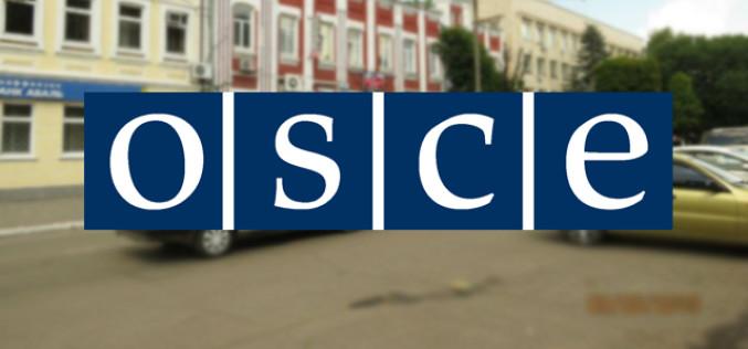 Начальник Павлоградской милиции встретился с представителями ОБСЕ