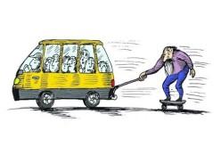 Павлоградским перевозчикам обещают «жесткие меры»