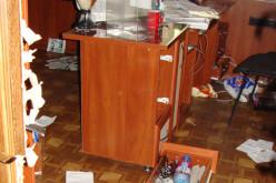 Напад на відділ міліції та офіси у Першотравенську