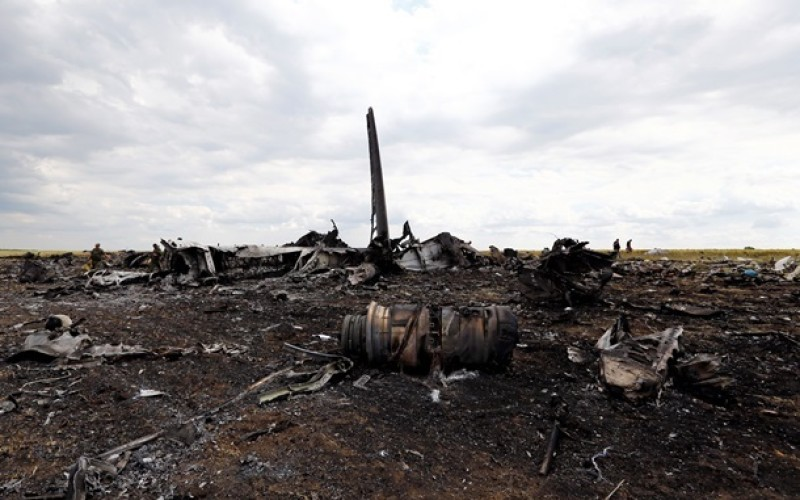 У збитому ІЛ-76 загинули 4 шахтарі ДТЕК