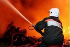 Пожежа в Павлограді. Дві людини травмовано