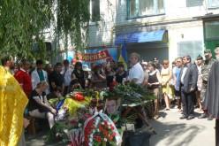 Сьогодні на Павлоградщині прощались із Героями