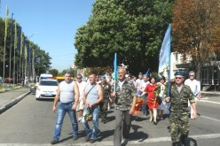 В Павлограді відзначили День Повітряно-десантних військ