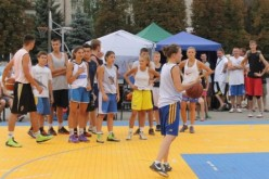 Більше  60 команд на Соборному зіграли в баскетбол.
