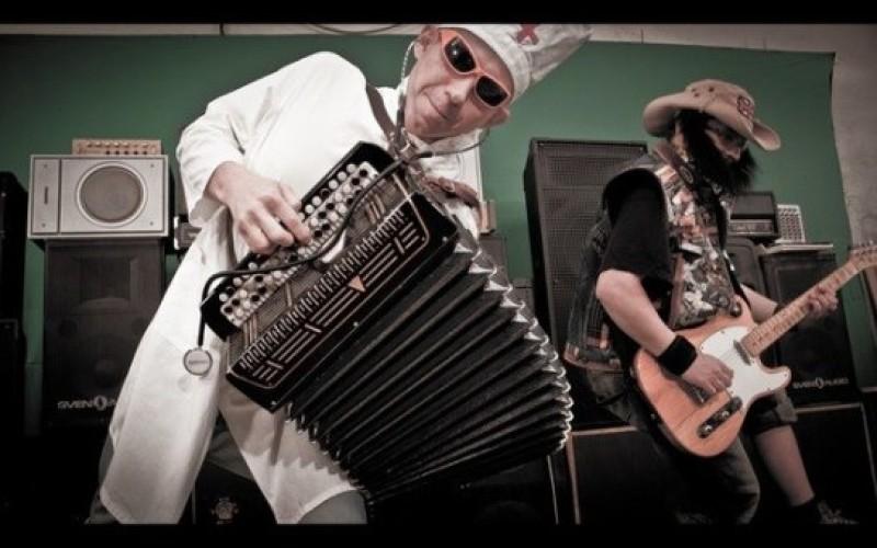 Юрій Неживий: На створення рок-групи нас надихнув Ільф і Петров…