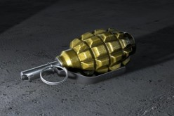 У рейсовому автобусі на в'їзді в Павлоград виявили 4 гранати
