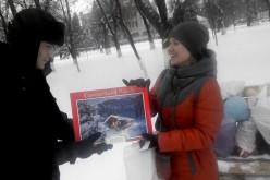 Павлоградці зібрали іграшки для дітей-переселенців