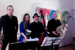 Павлоградські музиканти зіграли джаз-мануш