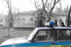 В історичній будівлі Павлограда знайдено мертвого безхатченка