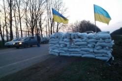Блокпости Павлограда потребують додаткового обігріву