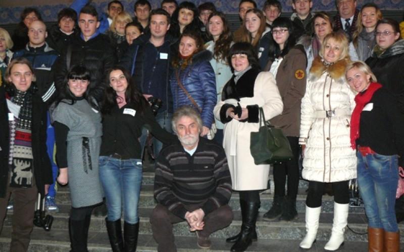 В Павлограді виростуть добропільські дуби