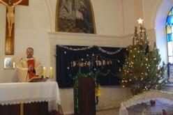 Павлоградські римо-католики святкують Різдво Христове