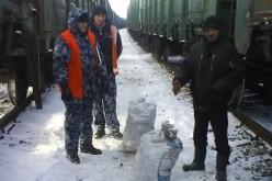 На станції Павлоград із вагонів розкрадають вугілля