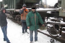 На станції Павлоград злочинець викрадав деталі вагона