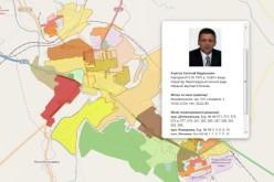 Вперше в Павлограді створено «депутатську карту» міста