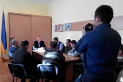 Головний міліціонер Павлограда зустрівся з громадськістю