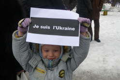 В Павлограді пройшла хода в пам'ять загиблих під Волновахою
