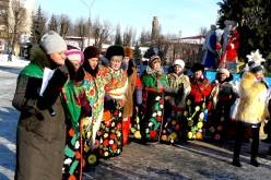 Як в Павлограді відсвяткували Різдво