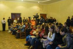 В Павлограді побували діти-переселенці з Дебальцево