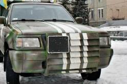 Волонтери з села Вербки відремонтували вже 18 автомобілів для АТО