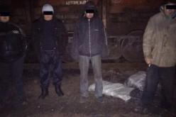 Міліція затримала крадіїв вугілля