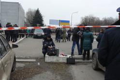 У Павлограді на мітингу стріляли