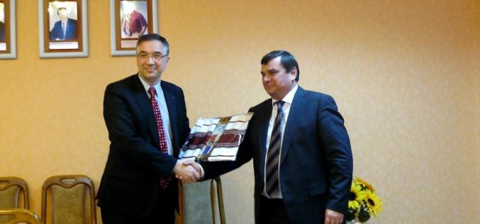 Павлоград відвідав Надзвичайний та Повноважний посол Канади в Україні