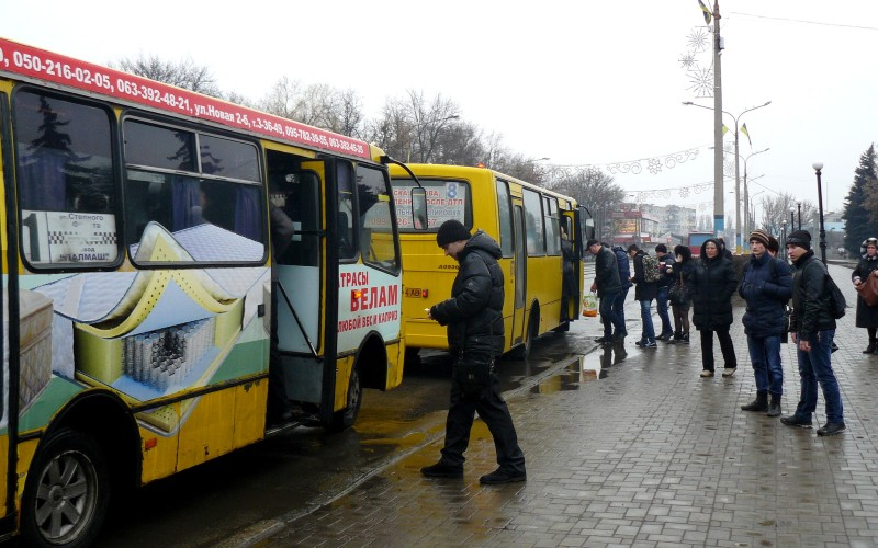 У Павлограді обговорили підвищення тарифів на проїзд у маршрутках