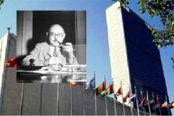 Павлоградець був співавтором Статуту ООН