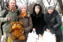 Павлоградські волонтери збирають іграшки для дітей переселенців