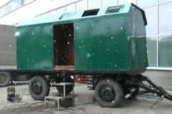 Вербські волонтери взялися зробити душовий комплекс для бійців АТО