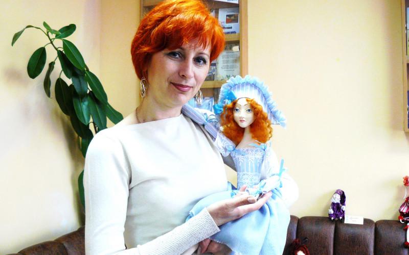 Світ ляльок Оксани Трофимченко