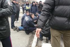 Правоохоронці пояснили, хто стріляв на мітингу в Павлограді