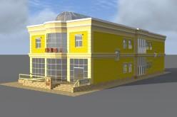 В центрі міста з'явиться нова будівля