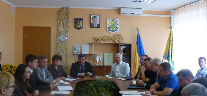 У Павлограді відбувся круглий стіл за участі представників громадськості і керівництва міста