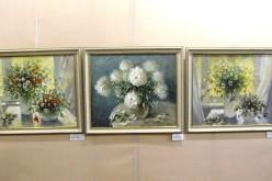 Музей представив виставку українських художників
