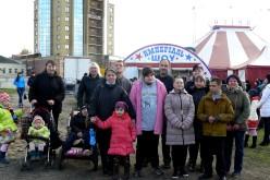 Вихованці «Школи Ірини» безкоштовно відвідали цирк