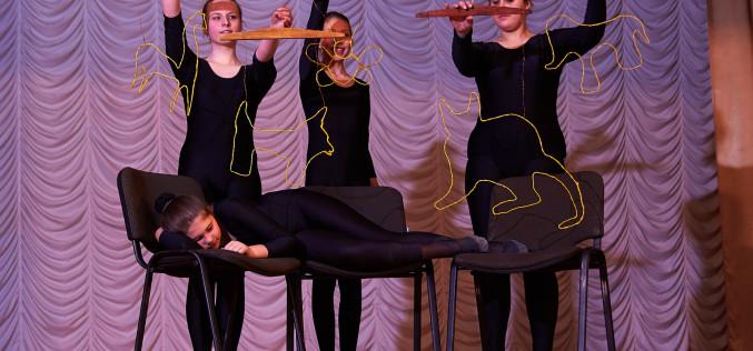 Павлоград театральный: театр «Форточка» показывал свои этюды на фестивале в Днепре