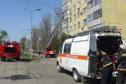 У Павлограді навчалися реагувати на артобстріли  (ФОТО)