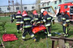 На Павлоградському хімічному заводі моделювали аварію