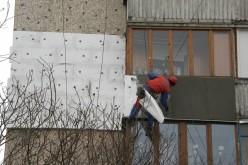 Павлоградцям загрожують штрафи за неправильно утеплений фасад
