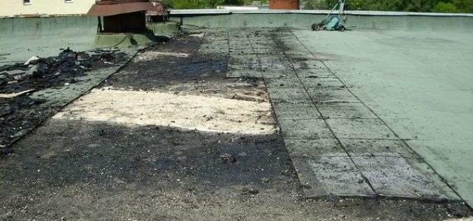 62% павлоградских крыш нуждаются в капитальном ремонте