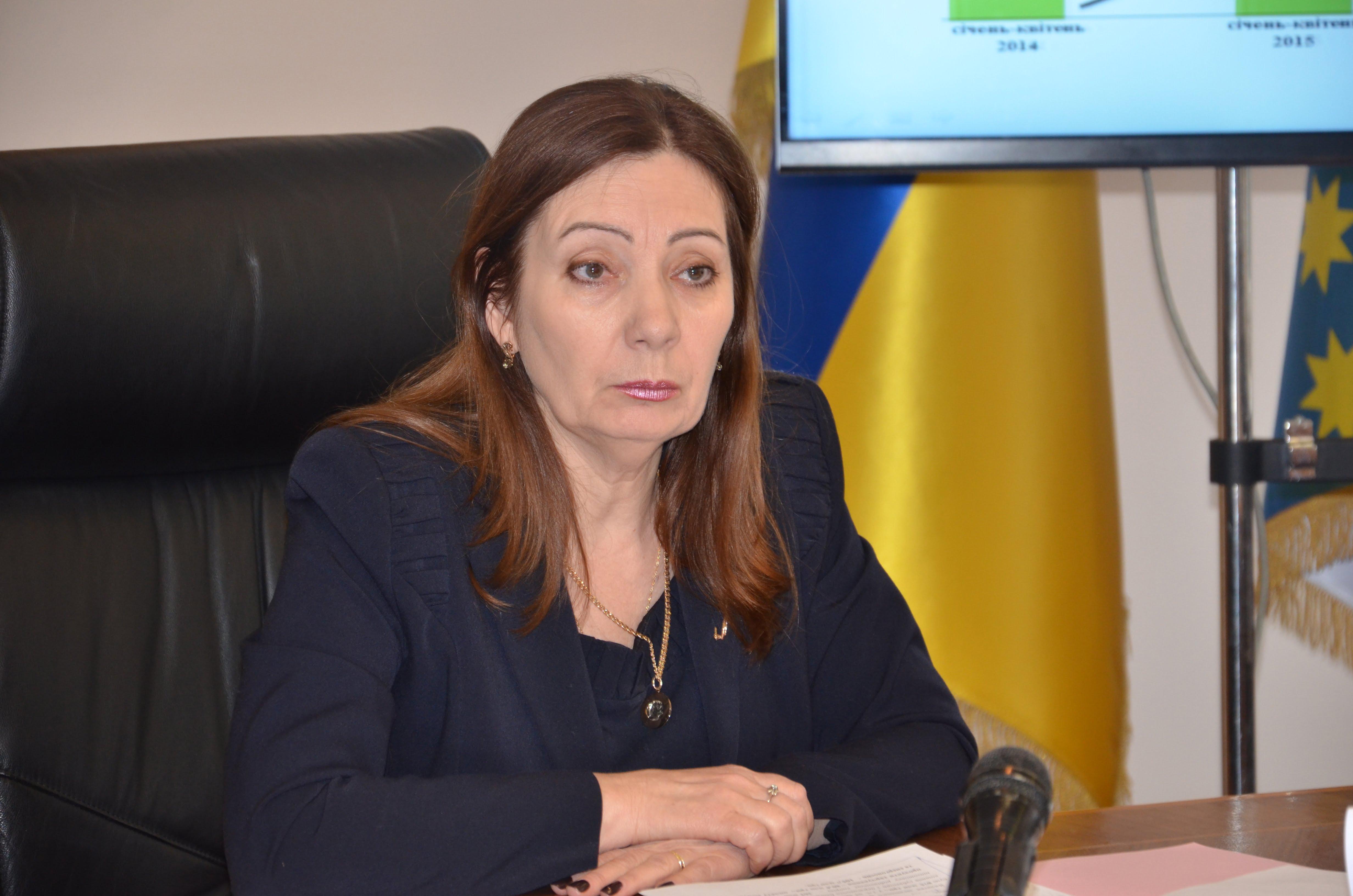 Тетяна Шебеко