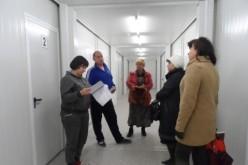 Спеціалісти Центру зайнятості відвідали модульне містечко