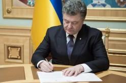 Петро Порошенко звільнив голів 9 райдержадміністрацій Дніпропетровщини