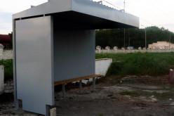 У Павлограді зайнялися ремонтом автобусних зупинок