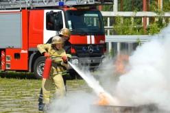 Павлоградські школярі представляють місто на обласному Фестивалі дружин юних пожежних