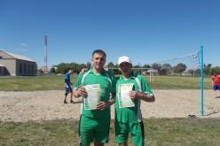 У Булахівці пройшли змагання з пляжного волейболу